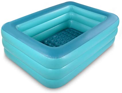 inflatable pool for your family