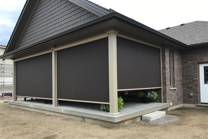 Retractable Patio