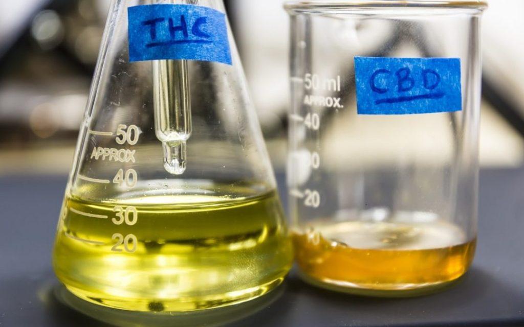 Delta 8 Distillate